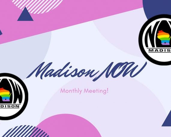 Image of the Madison NOW logo